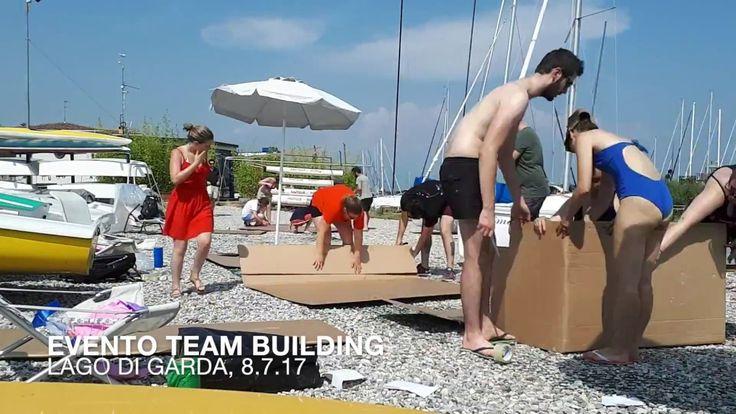 Team Building Weekend @ Lago di Garda | TEDxVicenza | 8-9 luglio 2017