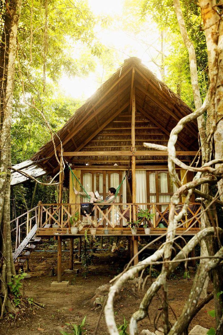Kambodja: en plats att slappna av på. Foto: Jonas Gratzer.