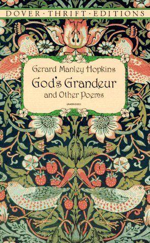 gerard manley hopkins - God's grandeur