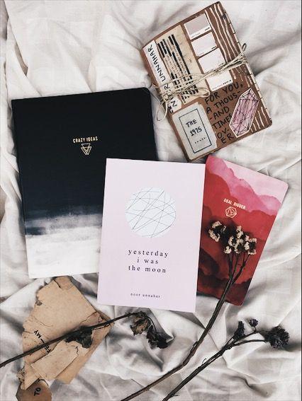 hier, c'était la lune – un recueil de poèmes de noor unnahar // livres, re …   – Art Journal