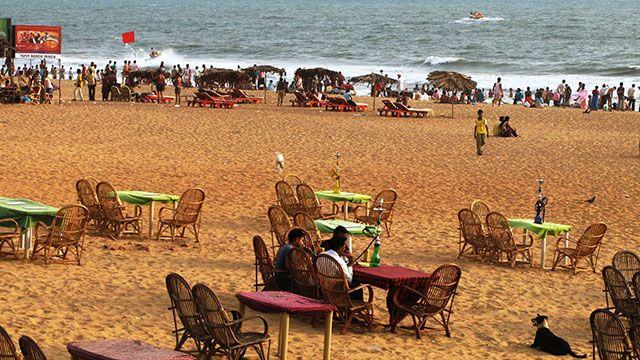 Calangute / Baga Beach