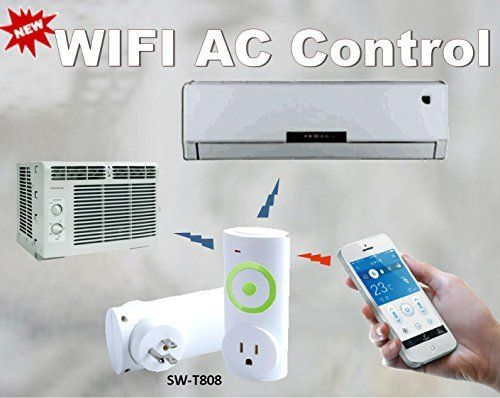 Wifi Smart Ac Plug In Control For Window Air Conditioners