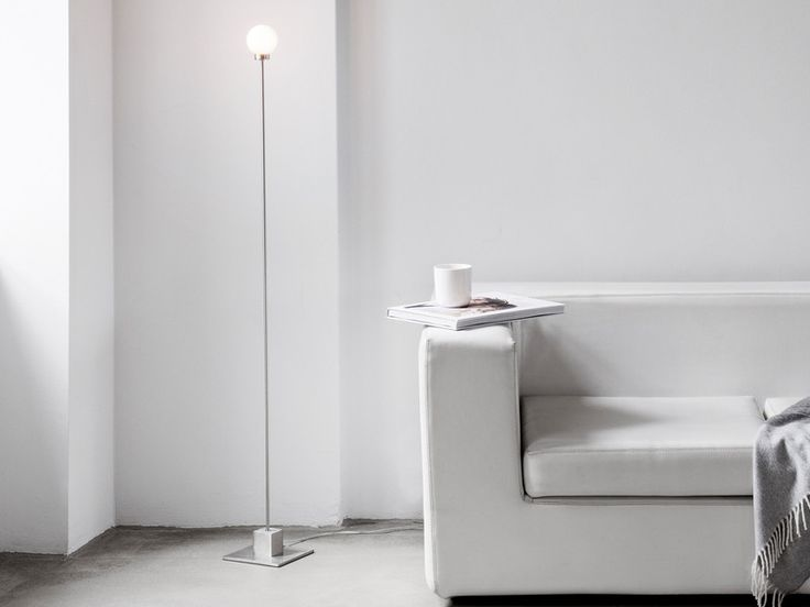 Buy the Northern Lighting Snowball Floor Lamp at Nest.co.uk