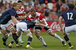 Escocia no dio a lugar a sorpresas: venció 45-10 a Japón, el verdugo de los Springboks - Mundial de Rugby - canchallena.com