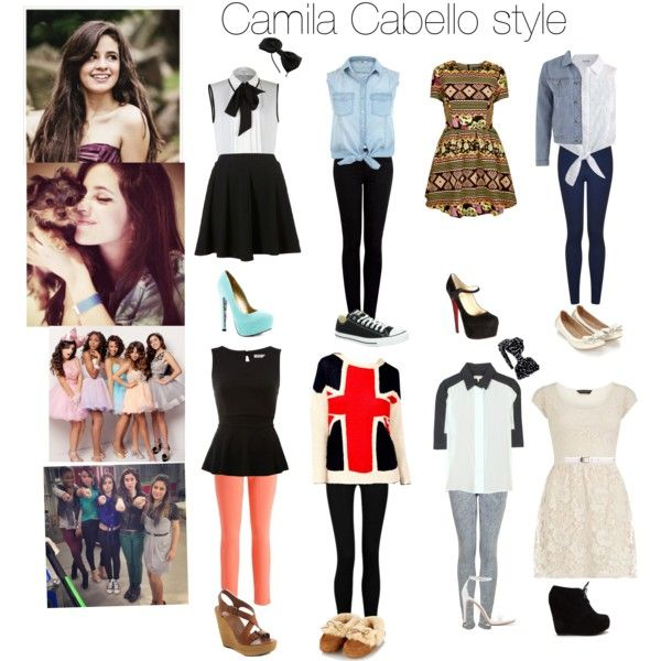 Camila Cabello Style Buscar Con Google Camila Cabello Pinterest Clothes And Fashion