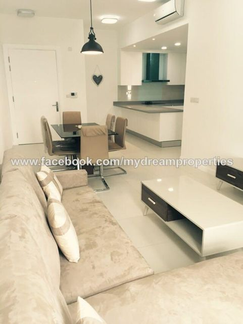 Condominium for Rent in Three28 Tun Razak, KLCC, Kuala Lumpur for RM 4,900 by Andy Gan. 1,184 sq. ft., 3-bed, 3-bathroom.