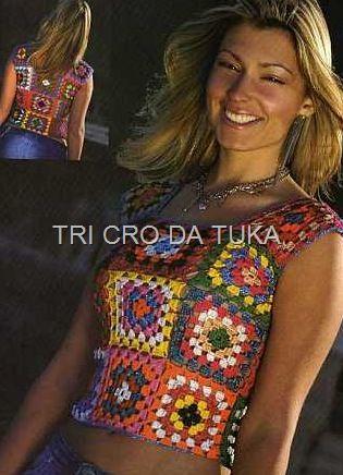 avec diagramme http://tricrodatuka.blogspot.be/2012/02/crie-em-tons-vibrantes.html
