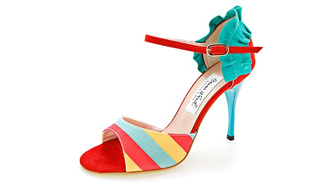 Sandale multicolore Comme Il Fault