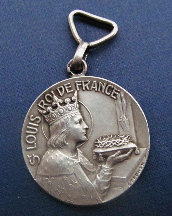 29 best images about vintage christian medals on pinterest. Black Bedroom Furniture Sets. Home Design Ideas