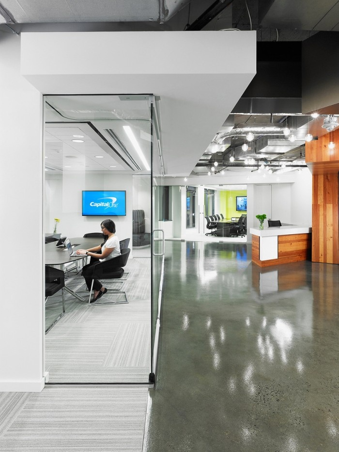 Step Into Capital Ones New Innovation Lab