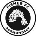 FISHER FC   - BERMONDSEY  - london borough of SOUTHWARK-
