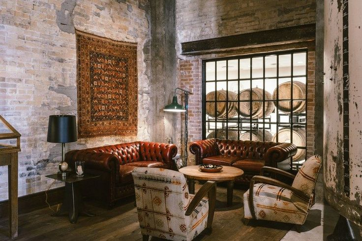 Hotel Emma in San Antonio by Roman and Williams Buildings and Interiors