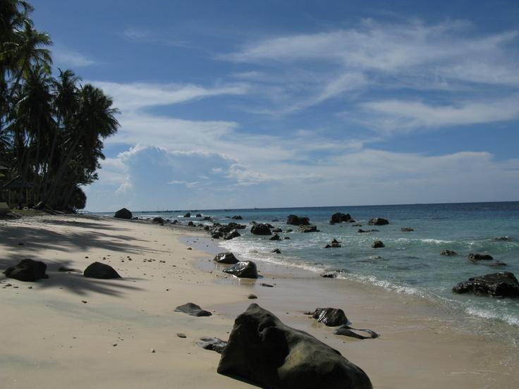 Sumur Tiga Beach, Pulau Weh, Acheh, Indonesia
