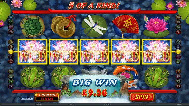 Lucky Koi Online Slot Game