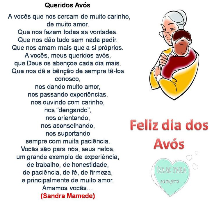 Maternar para sempre: Feliz Dia dos Avós ♥