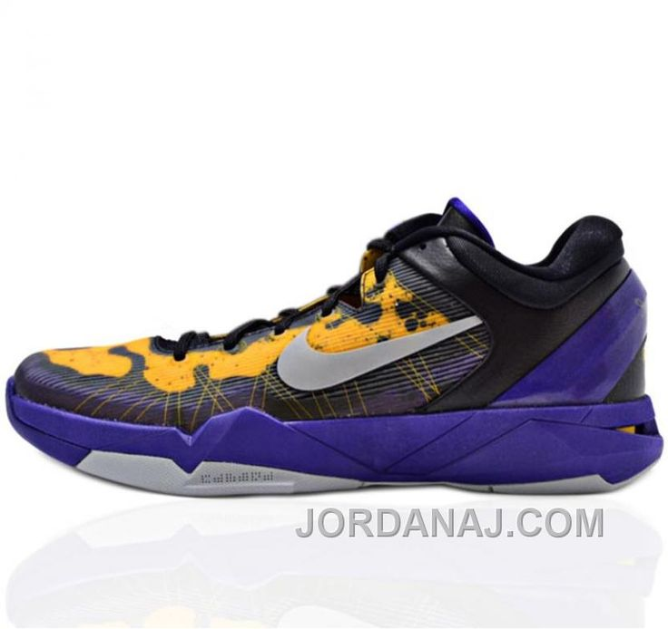 new arrivals 0016c 3b299 ... Light Blue Purple Nike Kobe VII 7 ZK7 Basketball Shoes Online ...