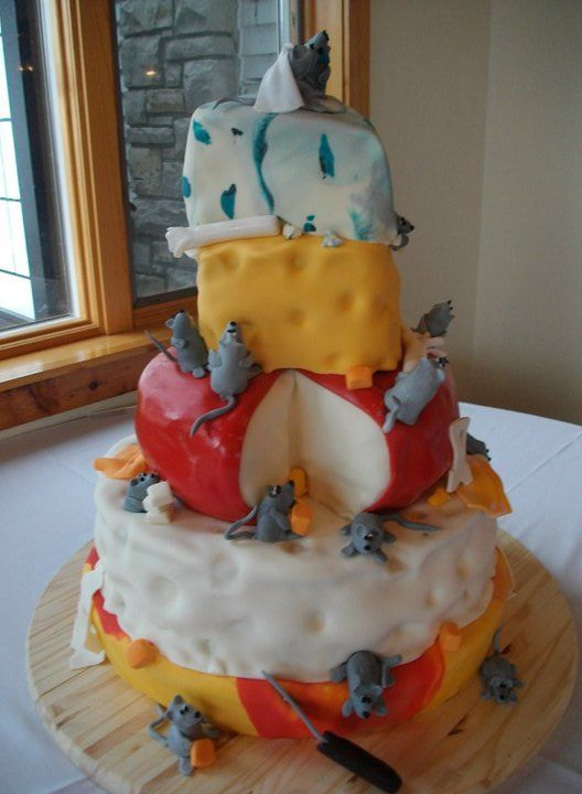 Pin By SharPharMade On Awesome Cakes