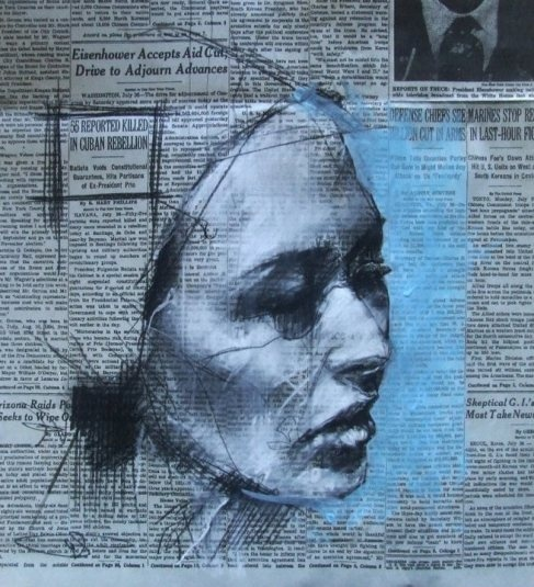 #Figurativeart - Guy Denning / My Alibi #onlineartgallery -  #contemporaryart…