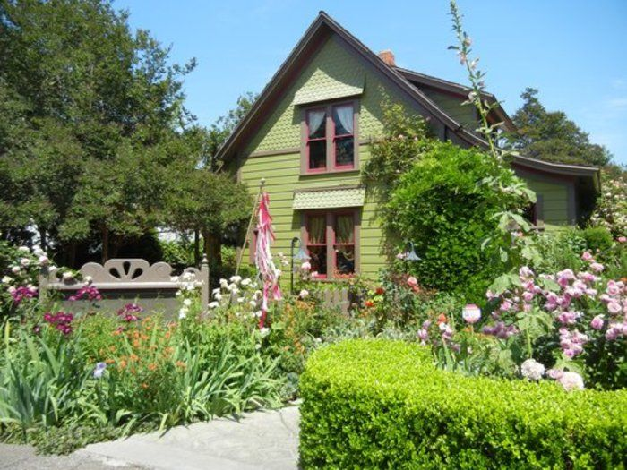 Cottage garden wedding location between los angeles and for Cottages in los angeles