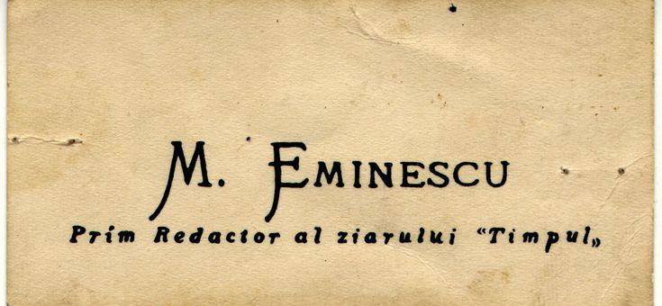 Mihai Eminescu, despre problema Basarabiei la 1878 | Cultură