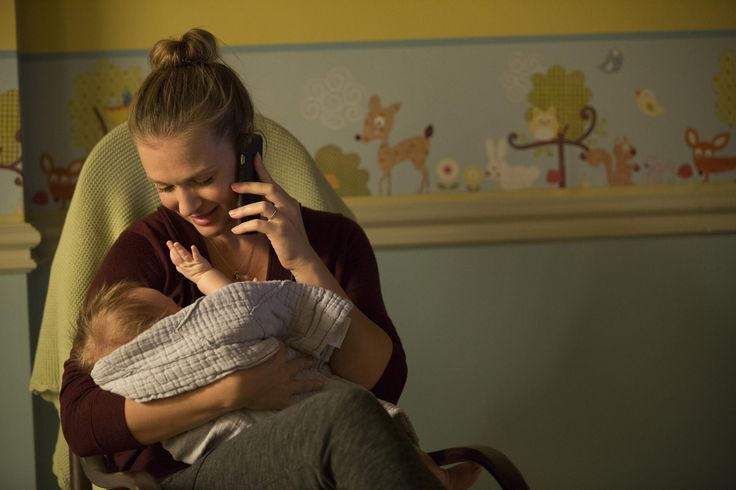 Exclusive Criminal Minds First Look: Introducing JJ's New Baby ...