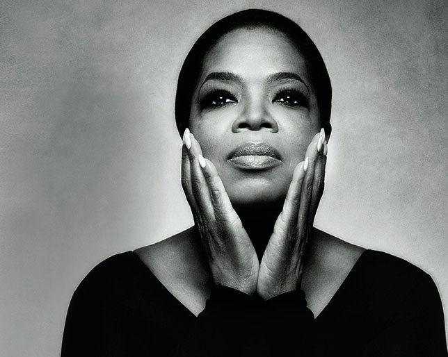 You've Got to See Oprah in a Bodysuit—and Hear What She Has to Say About It…