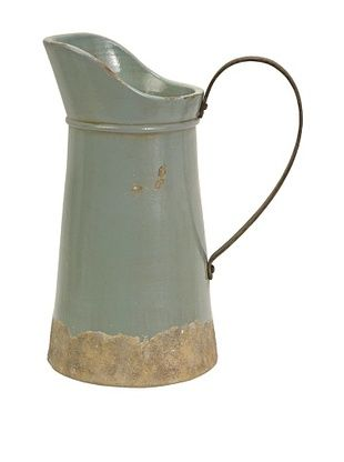 53% OFF Calista Tall Pitcher with Metal Handle