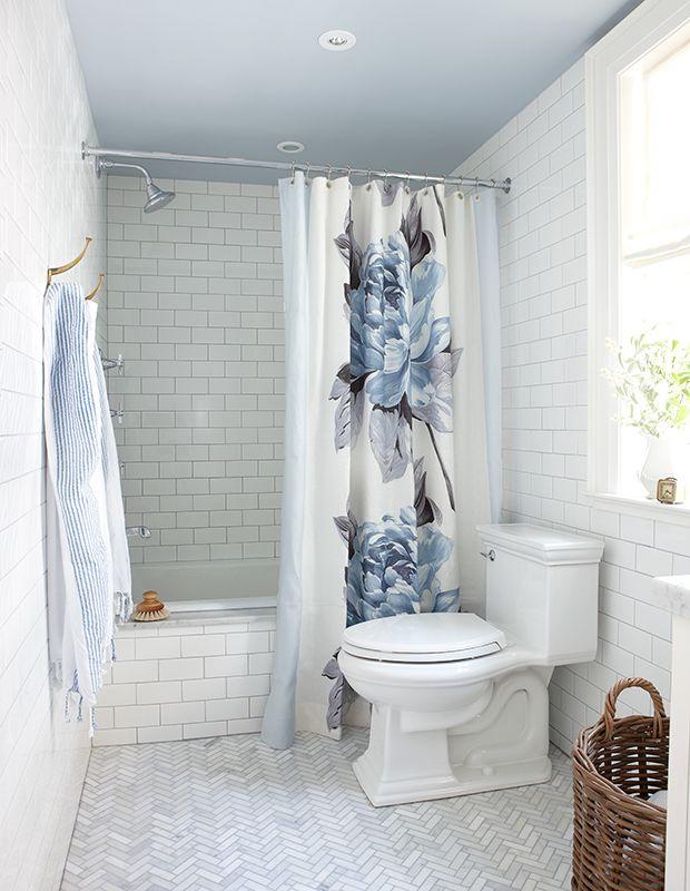 Les 25 meilleures id es concernant rideaux de douche sur - Rideaux salle de bain ...