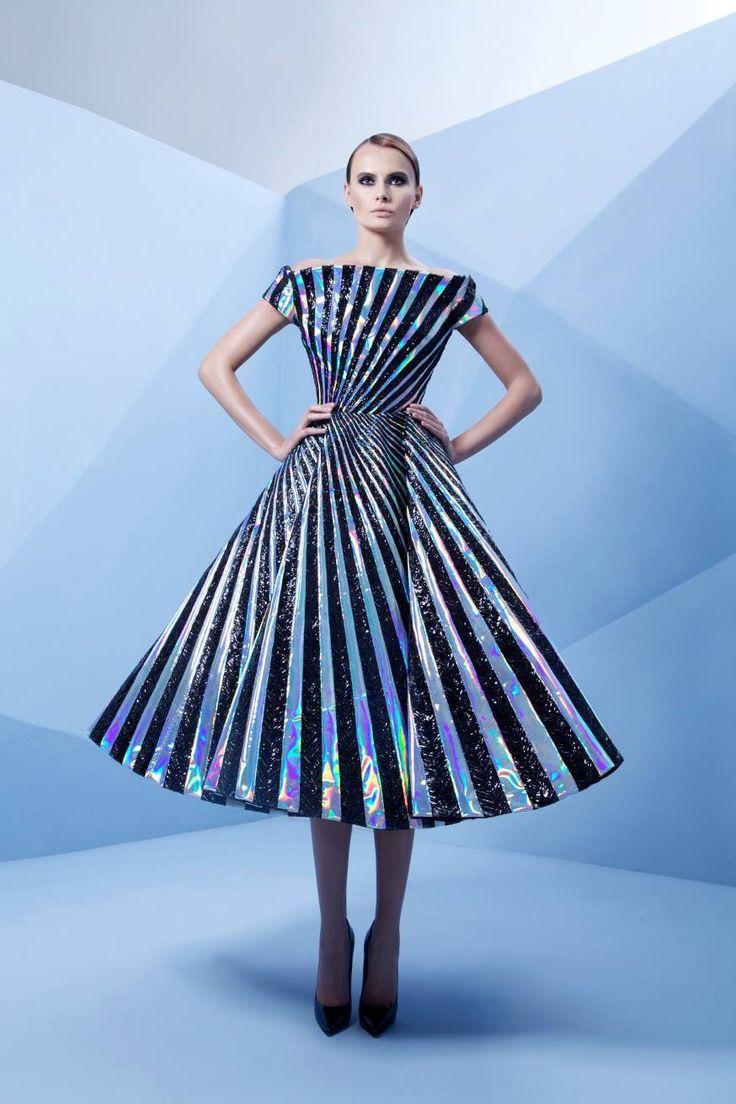 Rami Kadi | Les Illusions Exquises Couture S/S 2015 Collectio