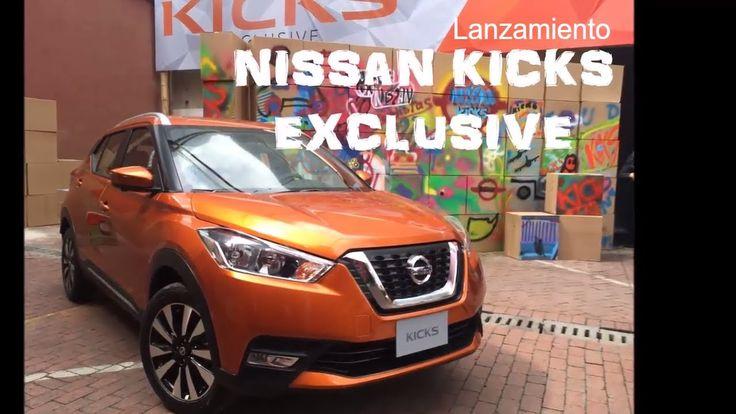 Nissan Kicks Exclusive - Lanzamiento y presentación Colombia [Naves 4x4]