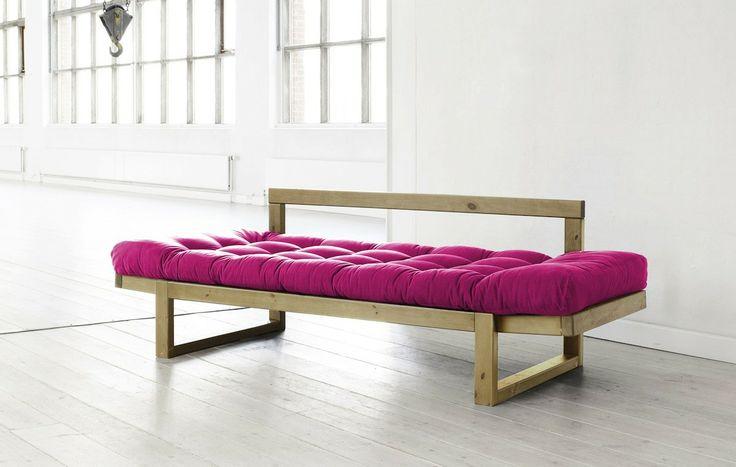 Canapé - lit Edge - Plusieurs coloris disponibles Karup | Canapé Orgone Design
