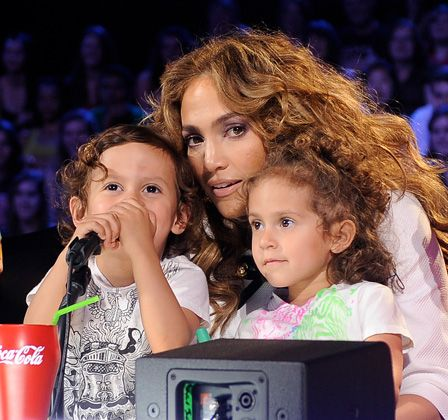 Jennifer Lopez and Marc Anthony's twins: Max and Emme
