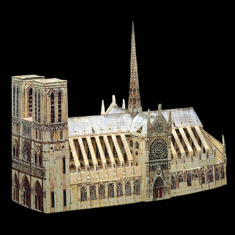 17 best images about model making scale model on for Notre dame home decor