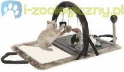 ZOLUX Fun Space Mata do zabawy dla kota - szara