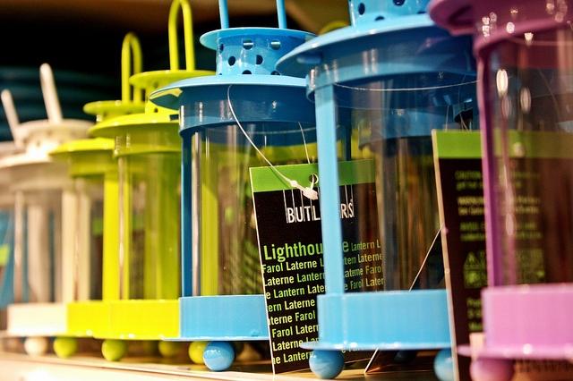 Lighthouse lámpások - BUTLERS