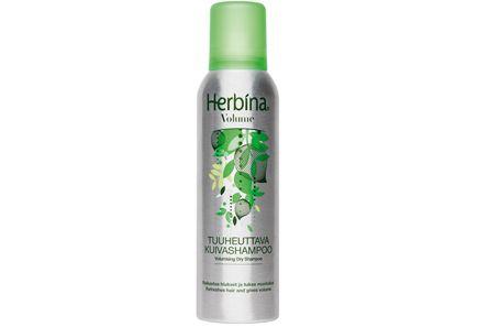 Herbina - Herbina Volume kuivashampoo  200 ml