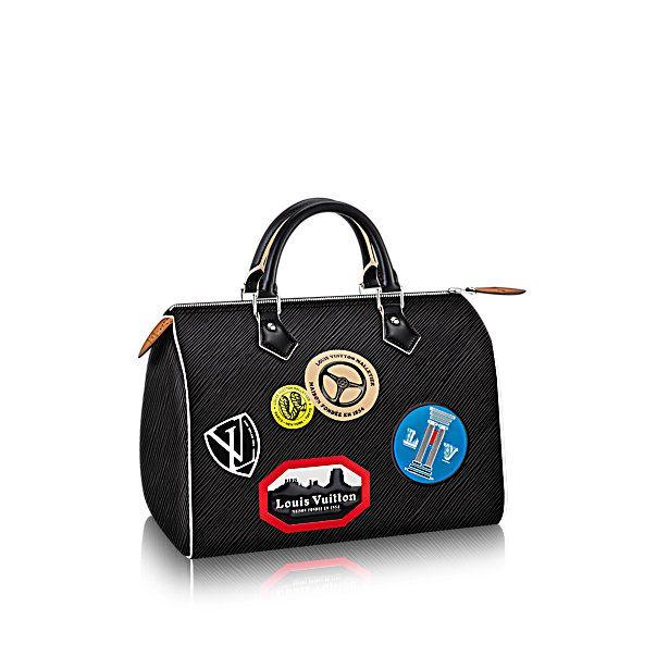 Speedy 30 Epi Leather - Fashion Shows | LOUIS VUITTON
