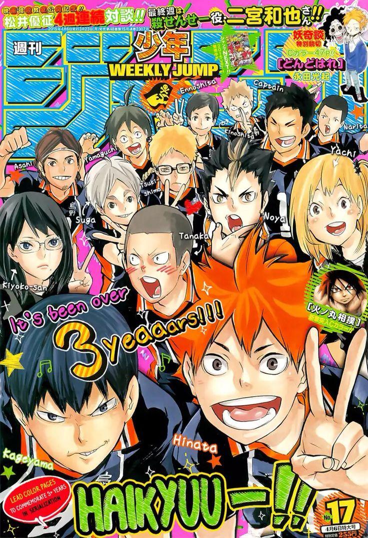 Haikyuu in 2020 anime wall art manga covers japanese