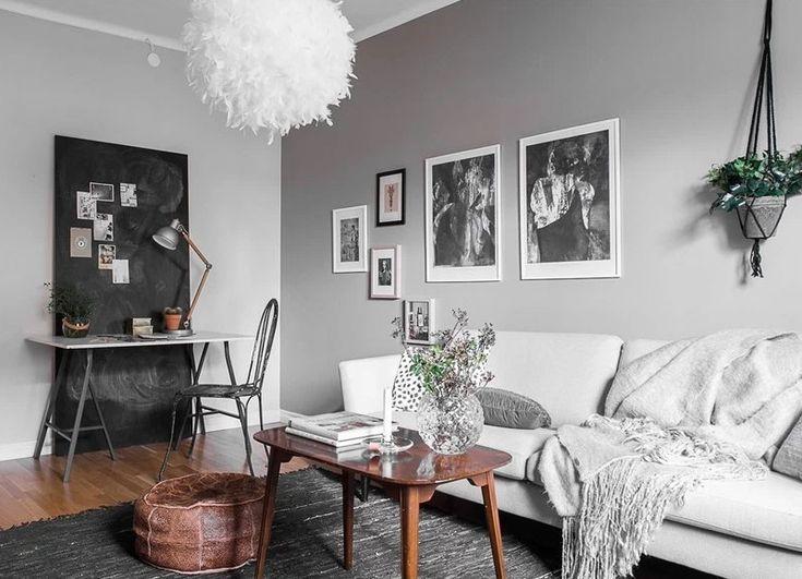 Binnenkijken in een interieur met een mix van oud en nieuw