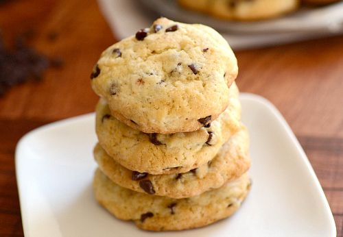 Low-fat Chocolate Chip Cookies | Freshly Baked - Cookies/Biscuits | P ...