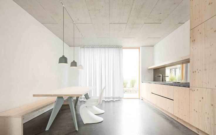 Birk Heilmeyer und Frenzel Architekten, Haus B, Brigida Gonzalez