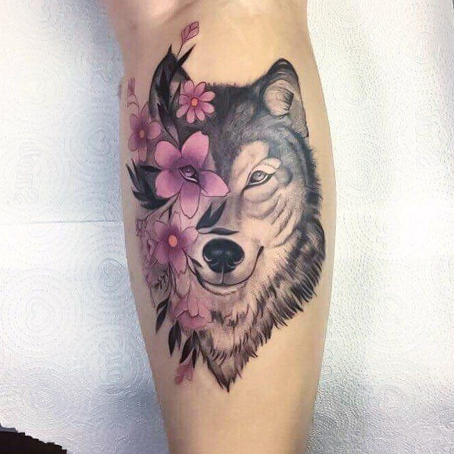 e8ef57add As we mentioned above, today we're going to satisfy our ink hunger with the  most beautiful wolf tattoo designs that the internet has ever seen