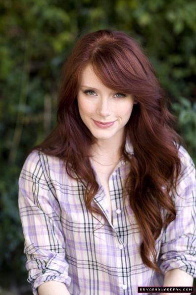 PERFECT hair, Bryce Dallas Howard