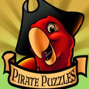 Appen Pirate Puzzles är ett snyggt pusselspel med 18 olika pusselbilder. Nio med lite snällare motiv som en val, en apa och en papegoja, och nio något läskigare pusselbilder på spöken á la Pirates of the Caribbean. Antalet bitar varierar från 6 upp till 20 och passar därför de flesta barn i förskolan.