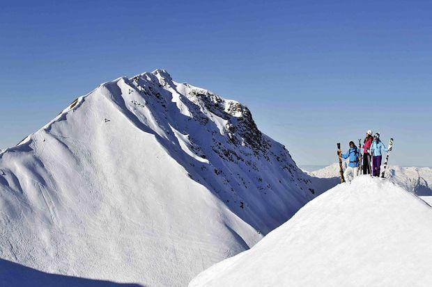 A La Plagne, il n'y a pas que le ski