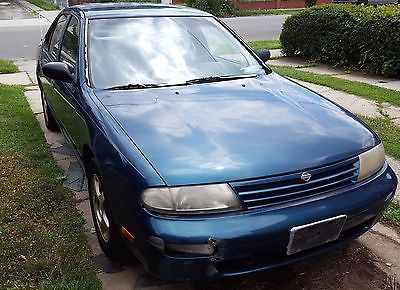 Awesome Nissan 2017 - nice 1997 Nissan Altima - For Sale... Check more at https://24car.ga/my-desires/nissan-2017-nice-1997-nissan-altima-for-sale/