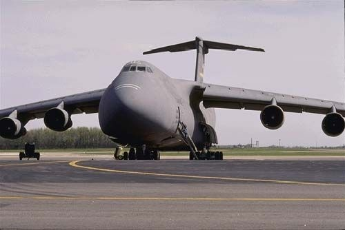 Traveled In The Biggest Us Military Plane In The Usa C5 Wow Aircraft C 5 Galaxy Lockheed
