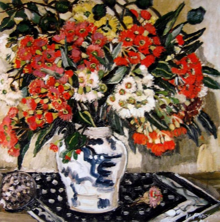 Margaret Preston, Native Australian Flowers