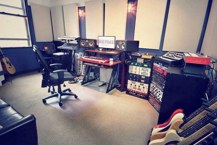 home recording studio equipment list pdf