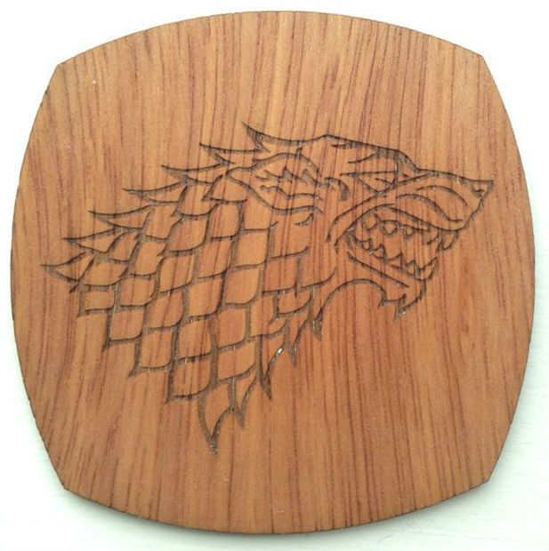 Picture of Game of Thrones Beer Coasters